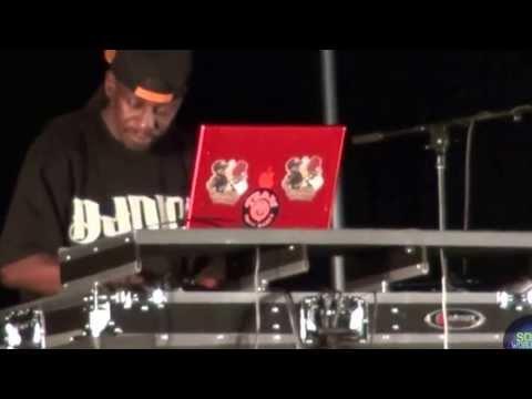 DJ DICE SUMMERSTAGE 2013 | soloworldtour.com