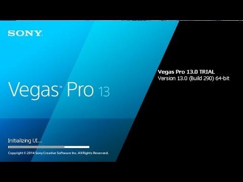Как русифицировать Sony Vegas pro 13