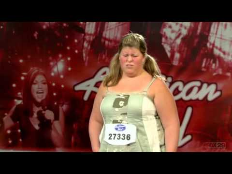 American Idol S06E01 Minneapolis Auditions Belle Ann formerl