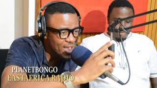 NOMA:ALIKIBA AKIIMBA LIVE SEDUCE ME KWENYE PLANETBONGO EAST AFRICA RADIO