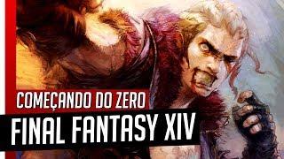 Final Fantasy XIV - CONHEÇA O JOGO - Começando do ZERO!