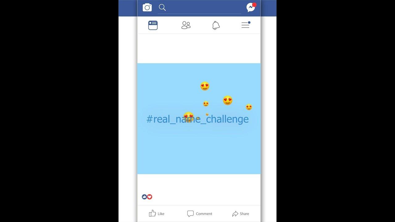 #كيوميديا تتحدى الفنانين لخوض تحدي #real_name_challenge