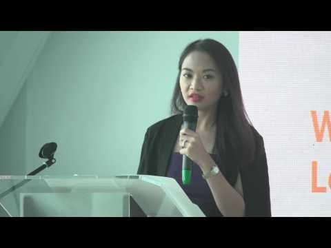 She For She Forum: Emmeline Aglipay Villar, Diwa Party List