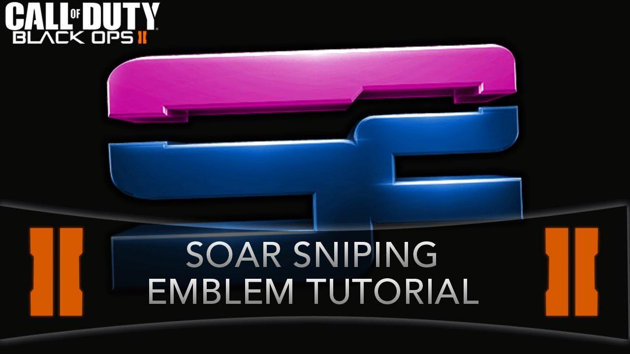 Obey Clan Logo Black Ops 2 SoaR Sniping