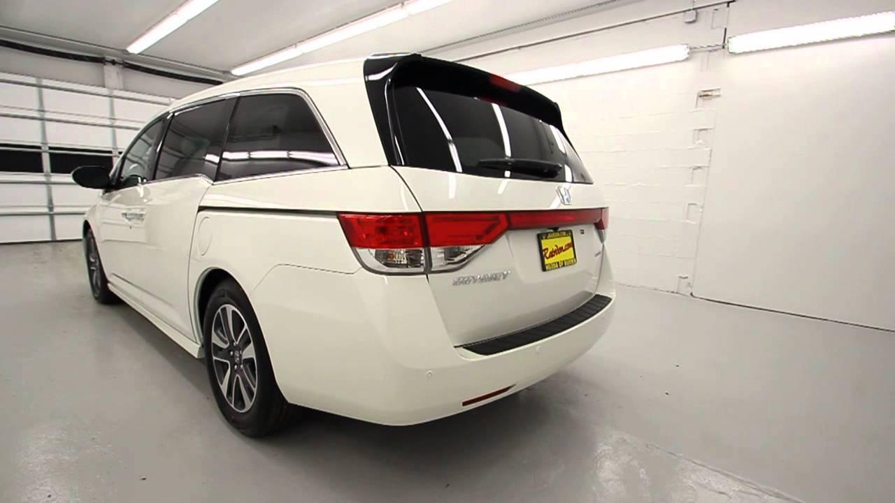 Eb004033 2014 Honda Odyssey Touring Hondaofburien