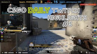 pashaBiceps abuses s1mple after getting Knifed! COUNTER STRIKE DAILY PRO TWITCH HIGHLIGHT #3 (CSGO)