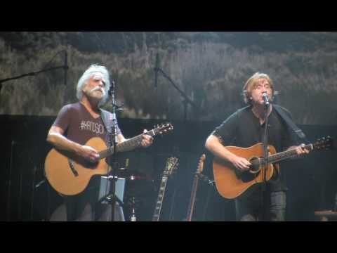Bob Weir and Trey Anastasio - Deep Elem Blues (Wanee 2017)