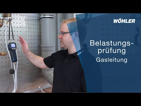 Belastungsprüfung (Gas)