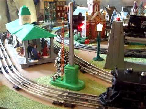 wiring the lionel 153 block signal youtube rh youtube com Lionel Wiring Schematics Lionel Train Wiring Diagrams Switch