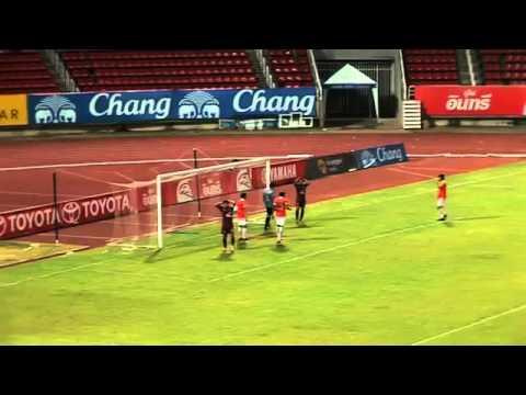 ดูบอลสด ไฮไลท์ฟุตบอลไทยพรีเมียร์ลีก 2013  อินทรีเพื่อนตำรวจ 0-0 เชียงราย ยูไนเต็ด