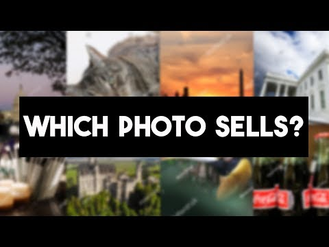 Which Photo Sells On Shutterstock? Comparing Top-selling Images With Low Performers