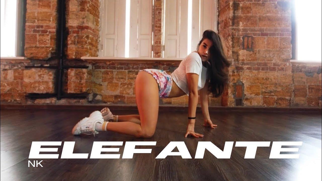 Download NK - Elefante | Viktoria Boage | Twerk | VELVET YOUNG DANCE CENTRE