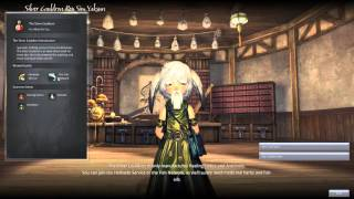 Blade and Soul Crafting and Gathering Guide