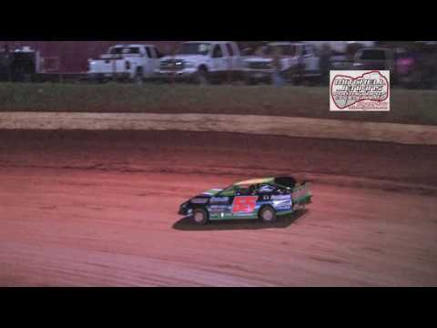 Blue Ridge Motorsports Park 4/1/17 Pony Stock Heat and Feature!