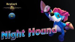 HoN - Night Hound - 🇵🇪 MJinfernalLk Gold I