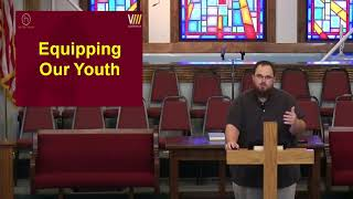 Zack Anderson - Sermon - Equipping Our Young People