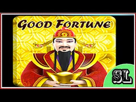 ** NICE WIN ** Good Fortune ** Bonus ** Retrigger ** SLOT LOVER **