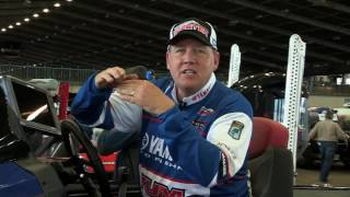 FOX Sports Outdoors ASK THE PRO - Alton Jones on Spinnerbait Trailers