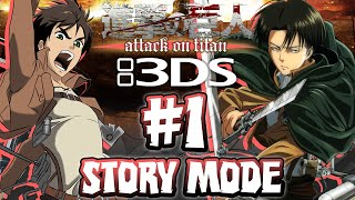 Attack on Titan Humanity in Chains - Part 1 - Story Mode & Giveaway