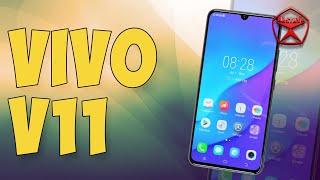Vivo V11 лучше чем iPhone 12! Сканер внутри Amoled экрана. И без рамок / Арстайл /