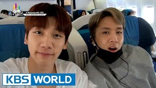 K-Pop World Festival in Malaysia with VIXX - Part 2. Behind the scenes (2015.07.25)