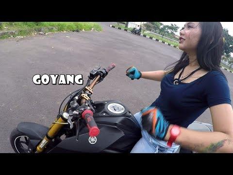 NGAJARIN PAKE MOTOR KOPLING ...