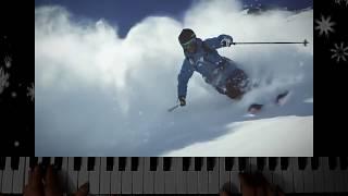 Modern Martina & KS - Падает Снег! Snow falls (Korg Pa 900) ItaloDisco  Clips
