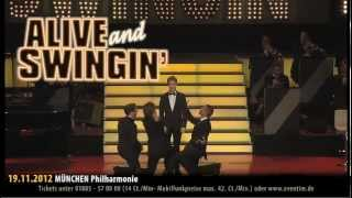 Alive and Swingin´ - Trailer 2012