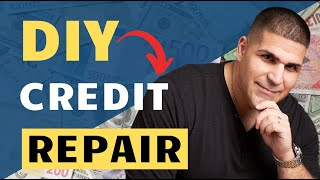 FIX YOUR CREDIT FAST!: DIY Credit Repair Secrets To Raise Your Credit Score (EASY!)
