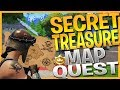 *FREE* Battle Stars Location! Anarchy Acres Secret Treasure Hunt - Fortnite Treasure Quest Challenge