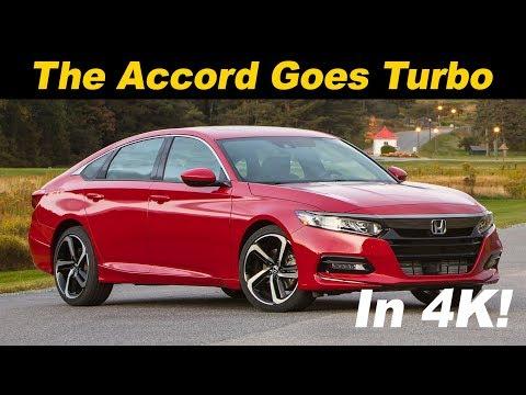 2018 Honda Accord 2.0T Review - America's best sedan?