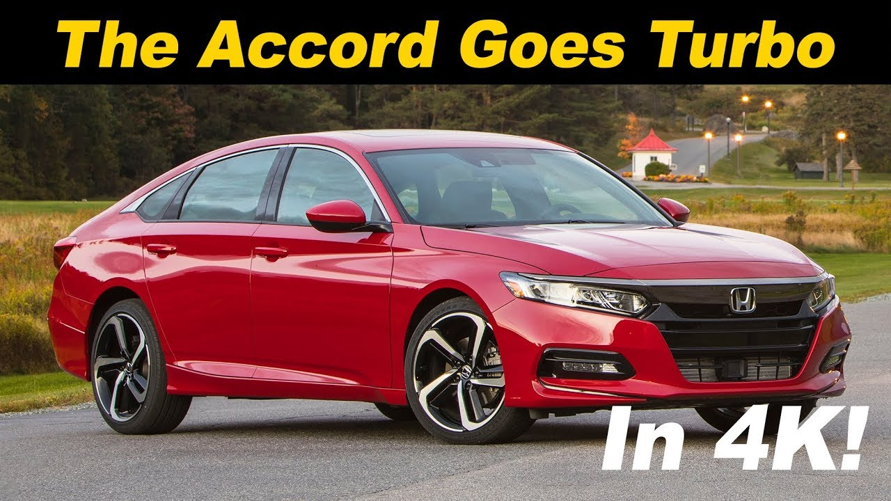 2018 Honda Accord 20T Review