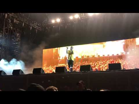 Post Malone - First Time Performing Sugar Wraith(live)-Opener Festival, Poland