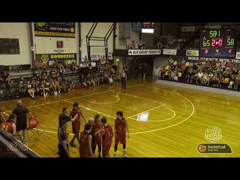 AusChamps U18 - Game 104 - Mens Semi Final - South Australia Metro V Tasmania