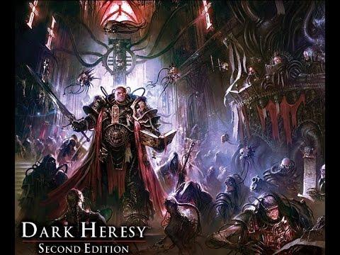 Обзор RPG | Dark Heresy RPG | Warhammer 40k | Создание персонажа