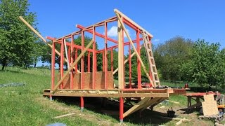 How To Build A Cabin- Pin-up Houses