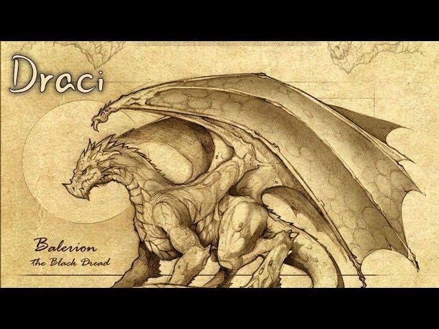 Příběh a Historie Draků - Hra o trůny