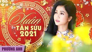 Album Bolero Chào Mừng Xuân Canh Tý 2020 | Cánh Thiệp Đầu Xuân - Ước Nguyện Đầu Xuân | Phương Anh