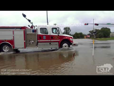 08-26-2017 Harris County Texas Street Flooding Lorenson/Elliott