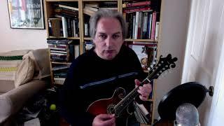 The Kerfunten (jig) on mandolin