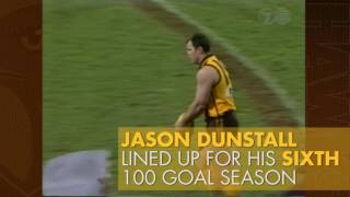 Do you remember? Hawthorn v Melbourne R22 1996