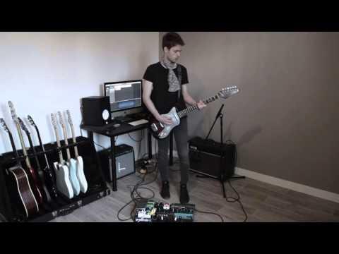 The Kills - Future Starts Slow (Guitar Cover)
