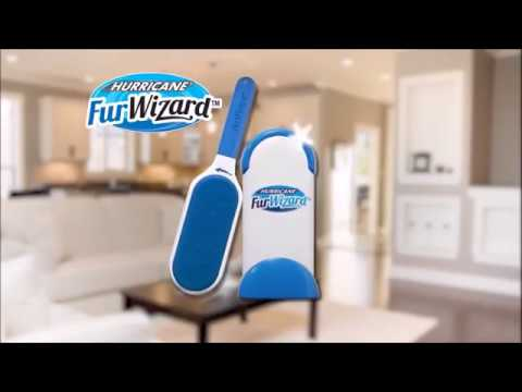 Hurricane Fur Wizard - Nettoyage des poils et cheveux 21840368