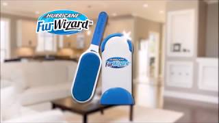 Hurricane Fur Wizard Commercial As Seen On TV