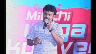 Catch RJ Adhavan mimic Tamil actors as he sings Why This Kolaveri Di
