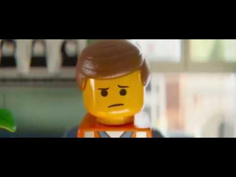 "The Lego Movie- Emmet's Morning/ ""EVERYTHING IS AWESOME!!!"" Clip"