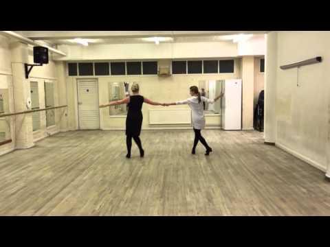 Elena's dance class
