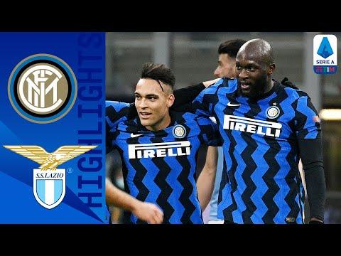 Inter Lazio Goals And Highlights