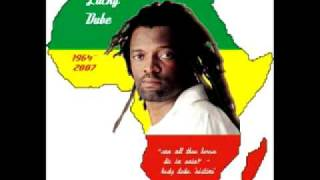 LUCKY DUBE - WELL FED SLAVE HUNGRY FREE MAN.mp4