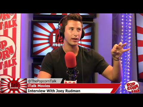 Joey Rudman discusses We Are Your Friends on iTalk Movies!